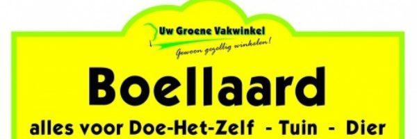Uw Groene Vakwinkel Boellaard DHZ Vinkeveen start met dgeDetailhandel